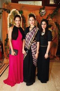 Lakshmi Manchu, Shilpa Reddy, Radhika Rao