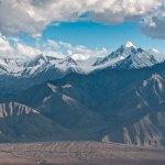 Stok Range, Leh, Himalayas