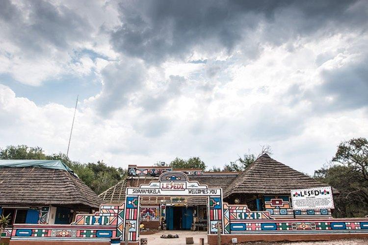Lesidi cultural village