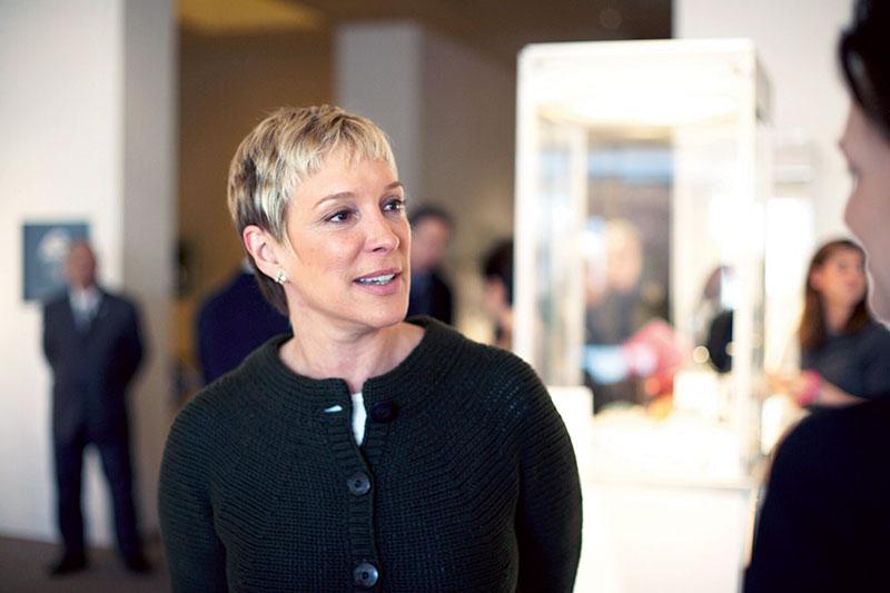 Lisa Hubbard, Sotheby's Chairman