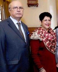 Lord Khalid Hameed, Nasreen Asghari