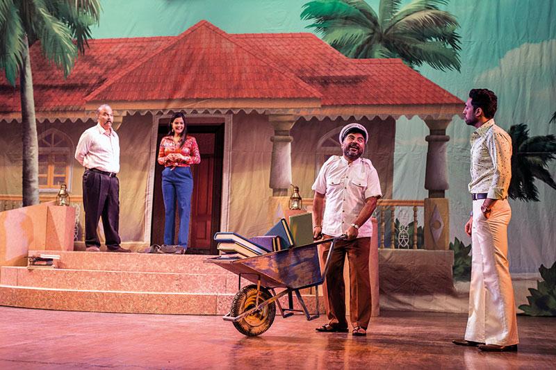 Sunil Shanbag, Loretta