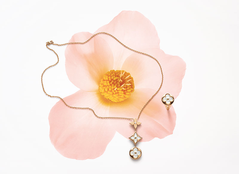 Louis Vuitton, Blossom jewellery line