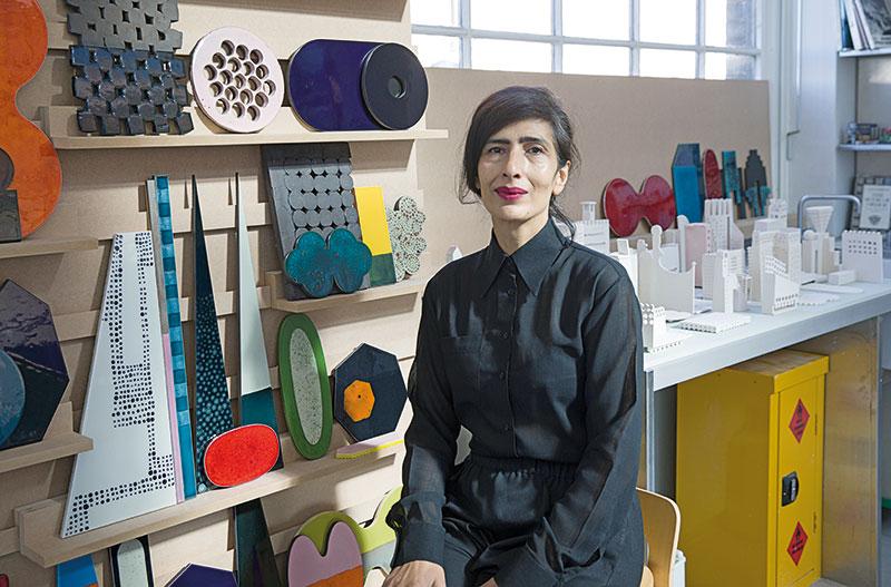 Lubna Chowdhary, British artist
