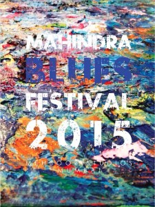 The festival poster by artist Sharmistha Ray