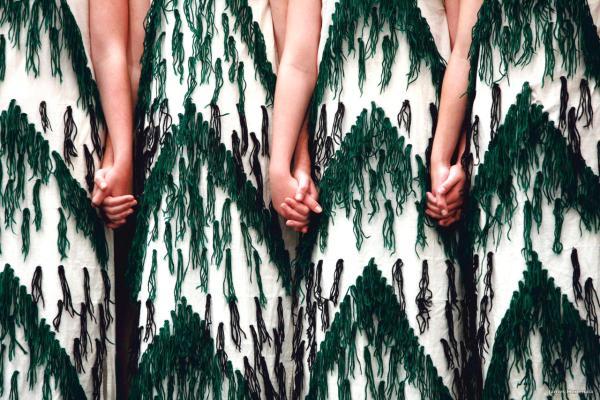 Maori garb