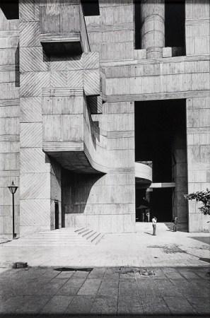 New Delhi Muncipal Council Building, Palika Centre, 1987