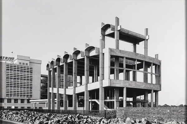 Gandhi Memorial Hall (formerly Pyare Lal Bhawan), 1962