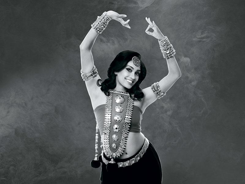 Madhuri Upadhya, Dancer