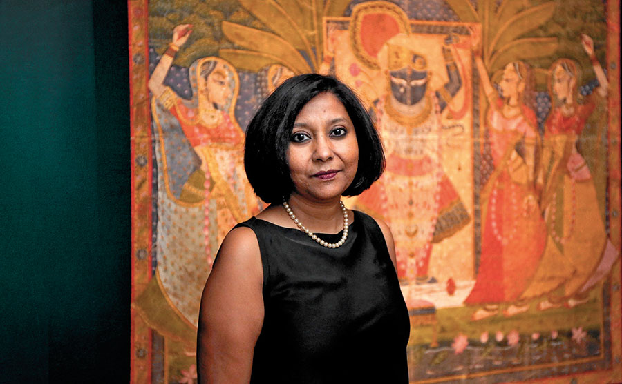 Madhuvanti Ghose, Art Institute Of Chicago