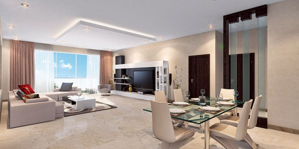 Sophisticated living with all modern amenities
