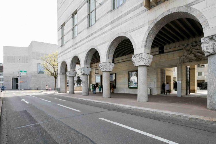 Main building of Kunstmuseum