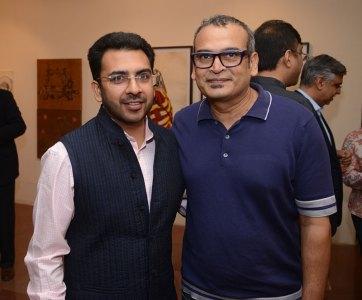 Manav Modi, Subodh Gupta