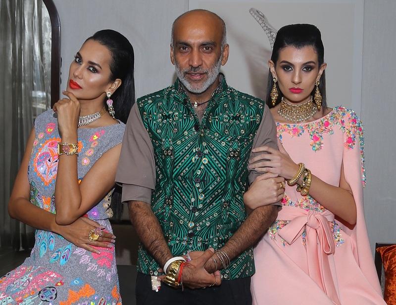 Designer, Fashion, Featured, House of Tata, Jewellery, Manish Arora, Online Exclusive, Paris Fashion Week, Zoya