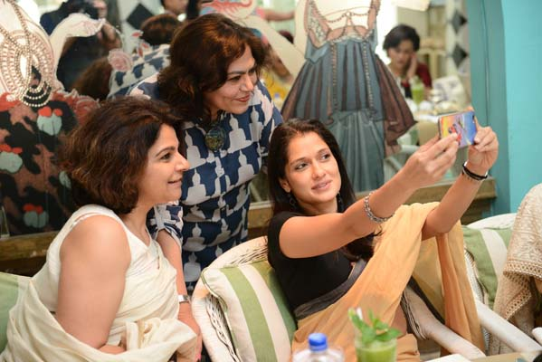 Manisha Gera Baswani, Verve's Arti Sarin, Vidushi Mehra