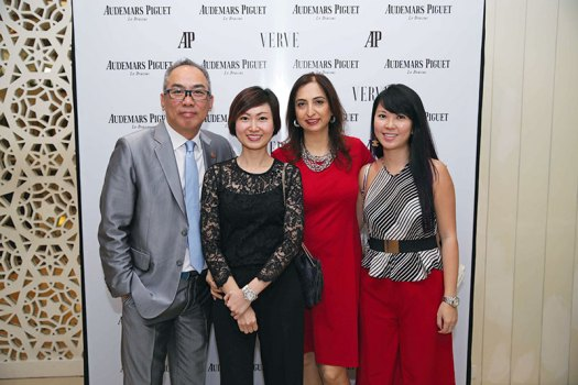 Michael Dong, Stefanie Ng, Anita Khatri, Anna Lim