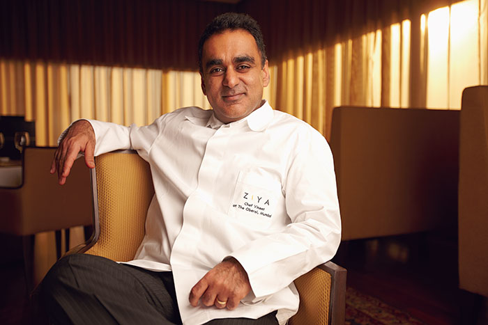 Michelin chef, Vineet Bhatia