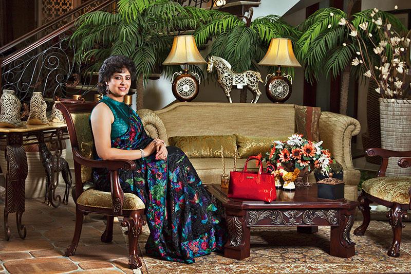 Mina Talwar, Homemaker