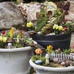 Miniature Gardening, Fairy Gardens