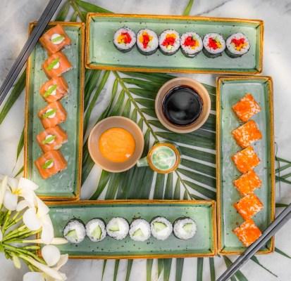 Mix Sushi Platter