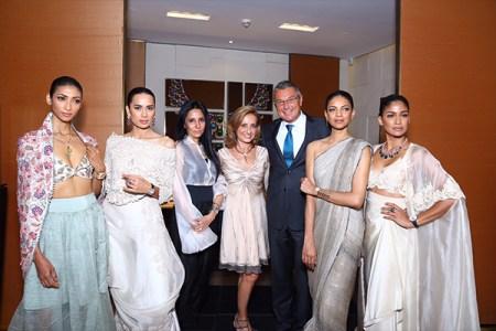 Lakshmi Rana, Sonalika Sahay, Anamika Khanna, Lucia Silvestri, Jean Christophe Babin, Nayanika Chatterjee, Carol Gracias