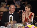 moet and chandon golden globe awards 2015 after party Kevin Spacey, Kate Mara