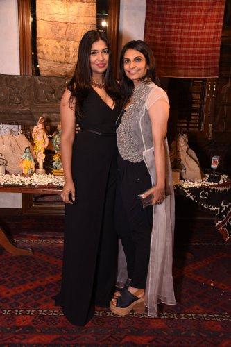Monica Shah and Karishma Swali