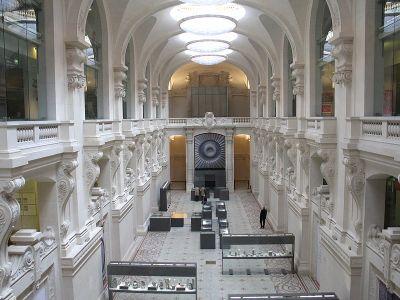 Musée des Arts Décoratifs (Via Wikimedia Commons and Gale Chardon, Paris 2009)