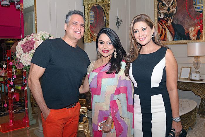 Mustafa Eisa, Raseel Gujral Ansal, Rukhsana Eisa