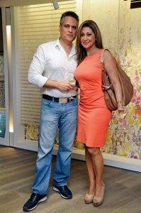 Mustafa and Rukhsana Eisa