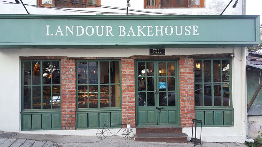 Parmesh Shahani's favourite bakery in Landour