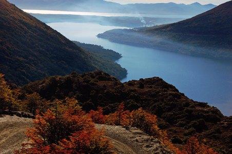 Fabulous landscape and beckoning nature