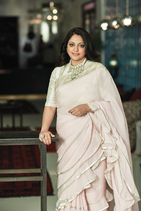 Nandini Singh Jhabua: an artistic instinct