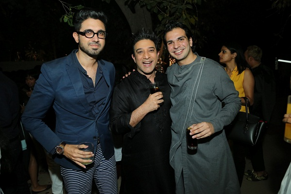 Narresh Kukreja, Suneet Varma and Rahul Arora