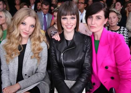 Natalie Dormer, Coco Rocha, Erin O Connor