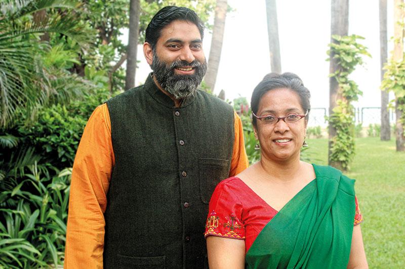 Neera Nundy, Deval Sanghavi, Dasra