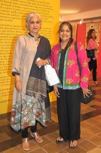 Neeru Nanda, Radhi Parekh