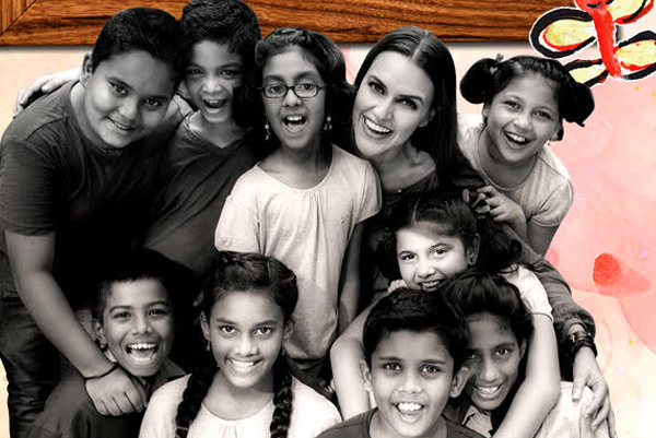 Neha Dhupia, kiehls, kiehls limited edition project, bollywood, kiehls gives