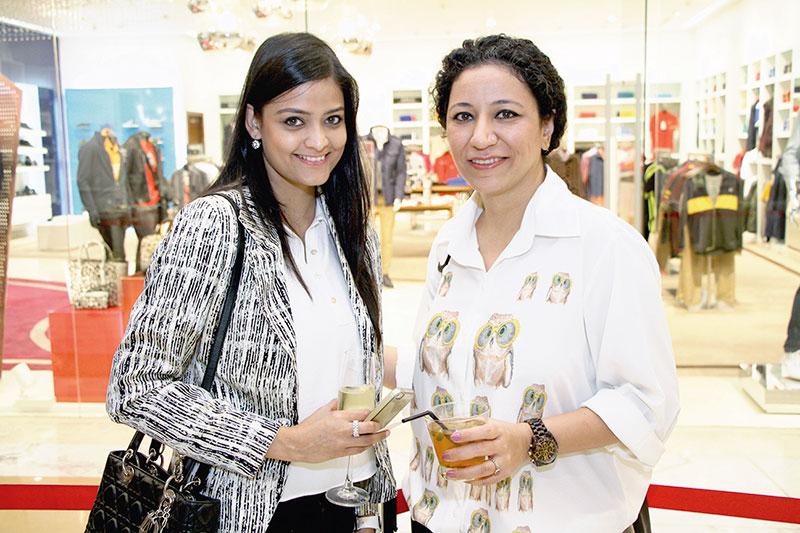 Neha Kasliwal Arya, Eina Ahluwalia, official opening of the new Villeroy & Boch store in Kolkata