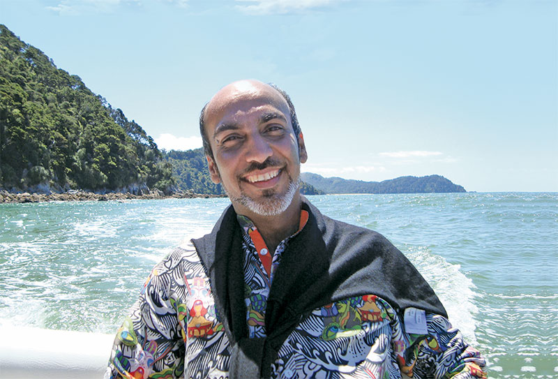 Manish Arora, Fashion designer, New Zealand