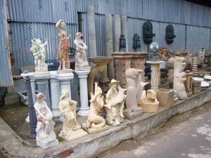 Mohan's antique shop