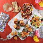 Non Vegetarian Tapas Platter - Spanish Escape at ASILO