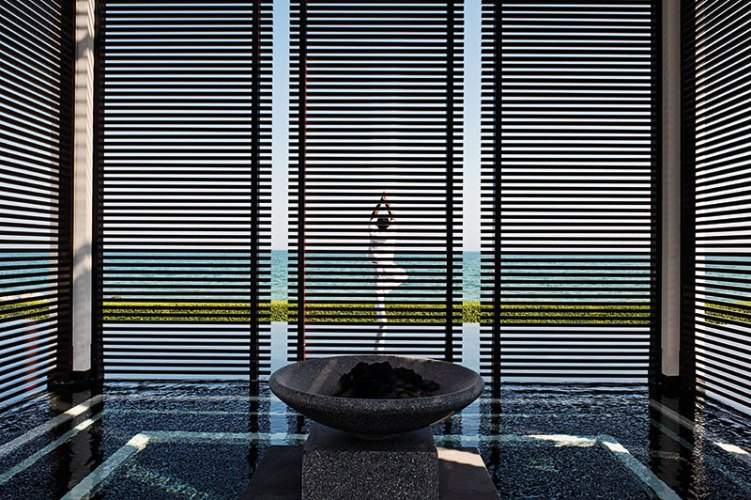 The Spa at the Chedi Muscat