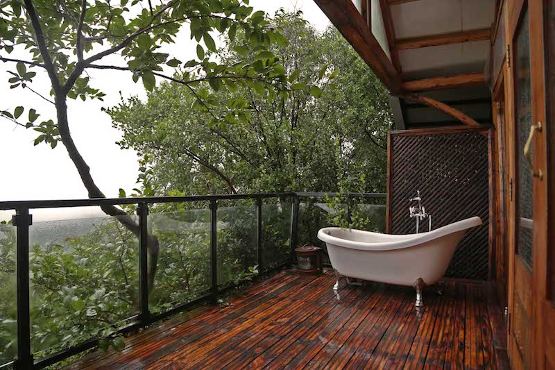 The Machan, Holiday Home, Lonavala, Eco-Friendly, Sustainable Architecture, Tree House