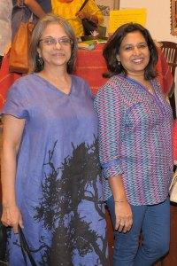 Padmini Mirchandani, Rina Johri