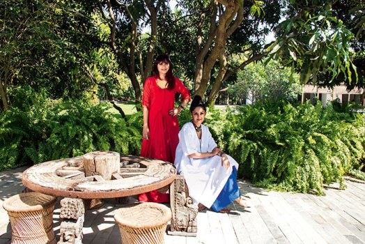 Pallavi Choksi and Payal Khandwala: consistency of ideas
