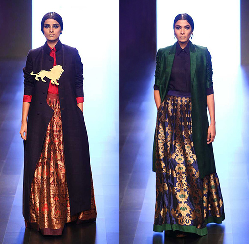 Looks from The New Emperor collection