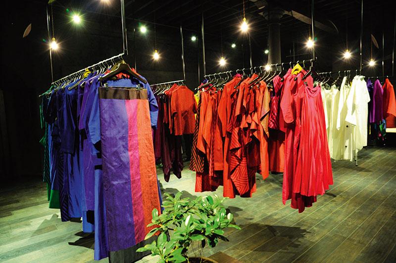 Payal Khandwala, first flagship store