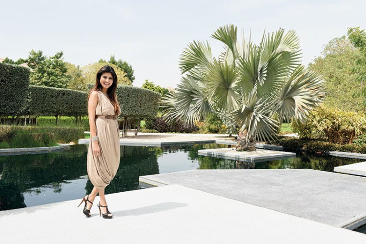 Payal Mehta: smitten by nature