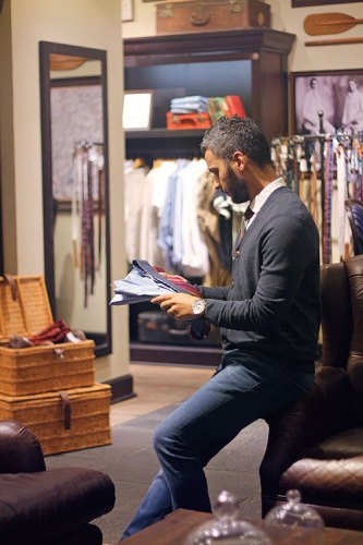 Location Courtesy: Red Fleece by Brooks Brothers